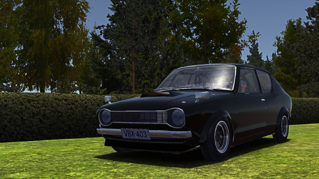 My Summer Car Jonnez Skin