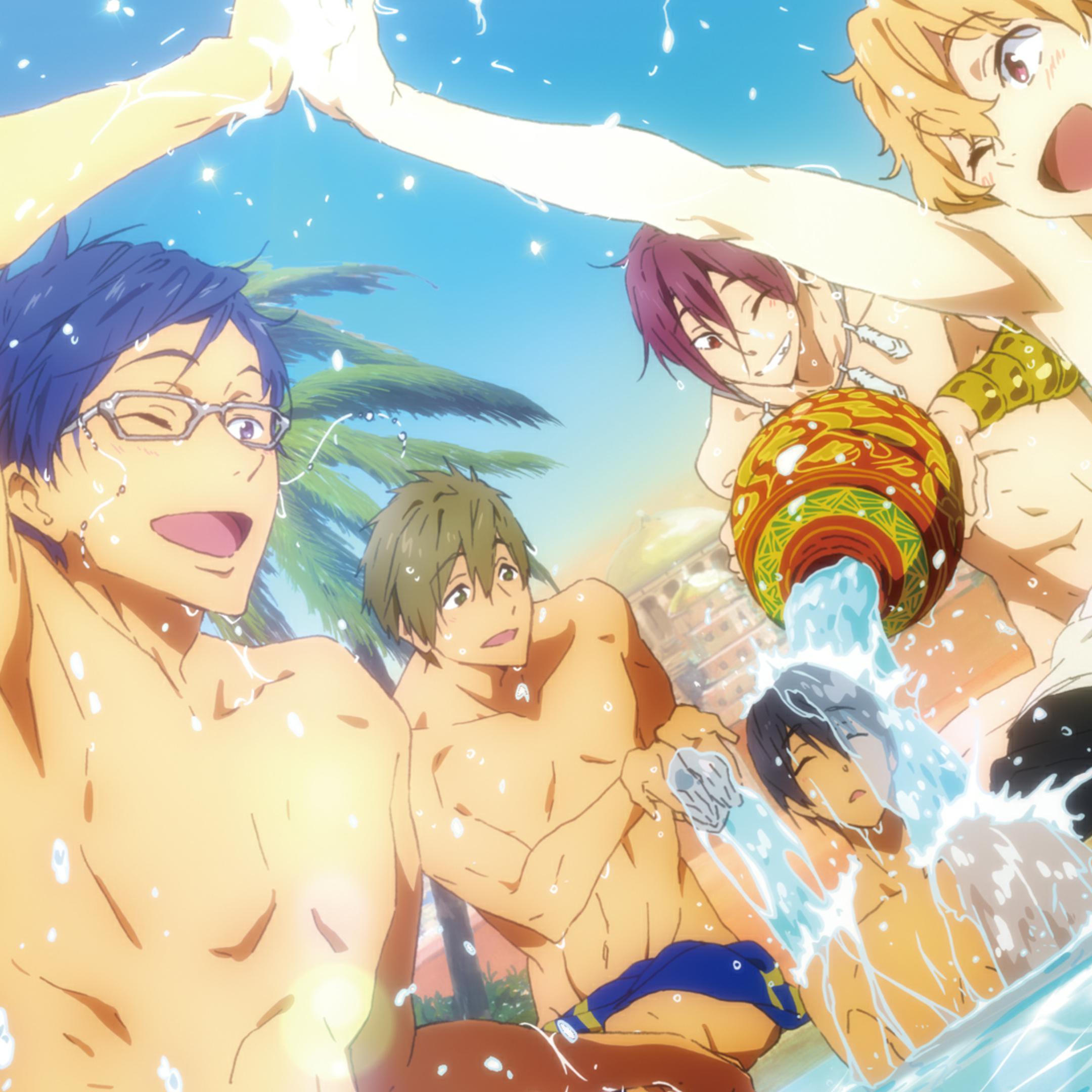Steam Workshop Free Iwatobi Swim Club Nagisa Makoto Haruka