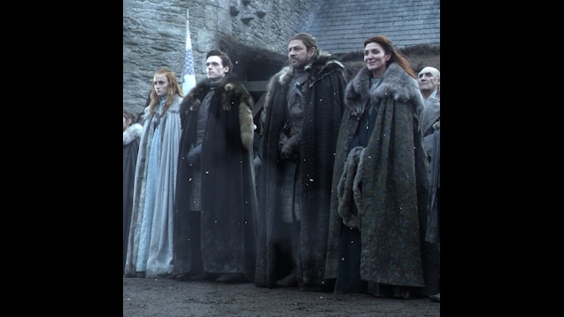 Steam Workshop Game Of Thrones House Stark Family Wallpaper