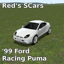 Steam Workshop :: Red's '99 Ford Puma - SCar