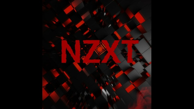 Live Red And Black NZXT wallpaper hd 1080p