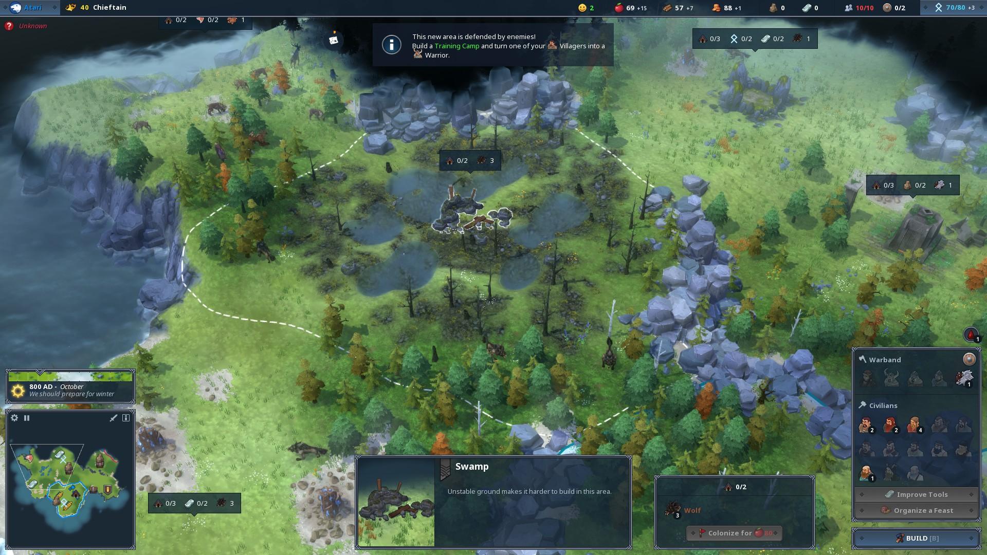 Steam Community :: Guide :: Northgard Achievements Guide