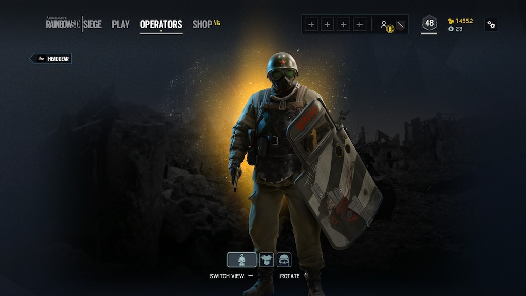 Rainbow Six Siege Fuze Elite