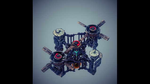 Steam Workshop :: Big Bicopter Drone