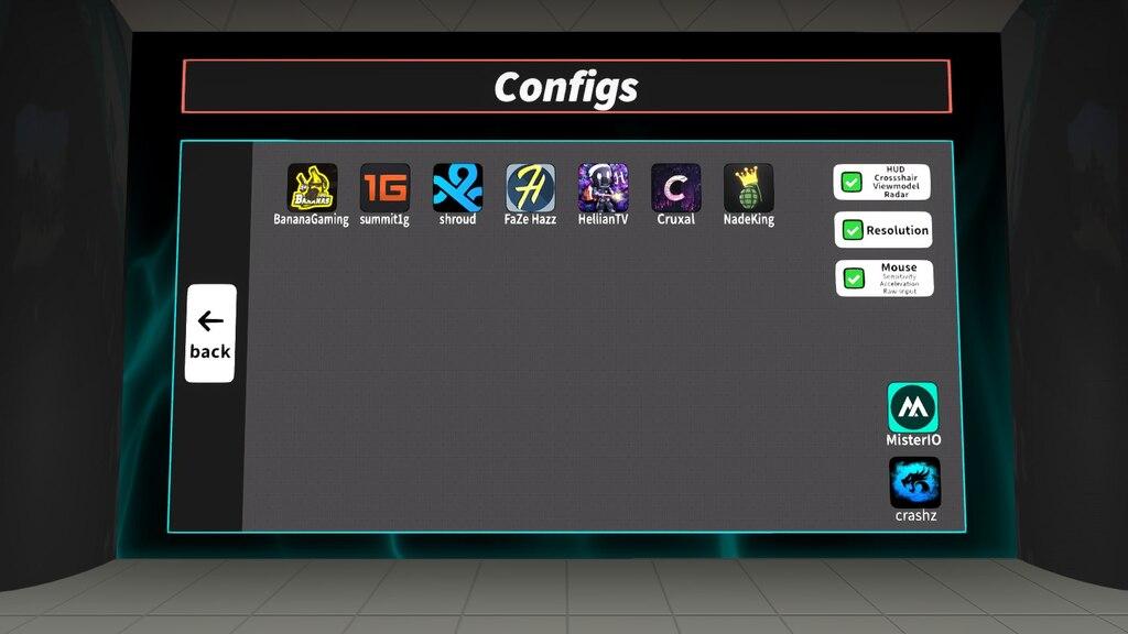 Steam Community :: Screenshot :: My config is in crashz' new
