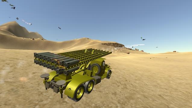 Steam Workshop :: Katyusha Rocket Launcher