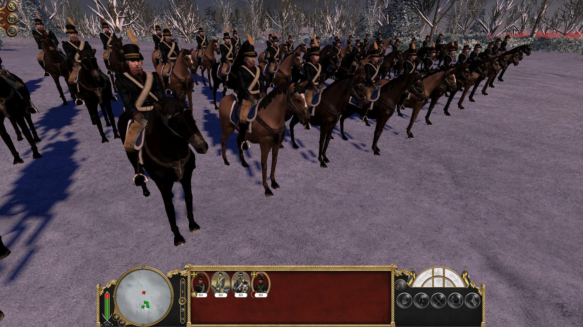 Cavallerie Regemente