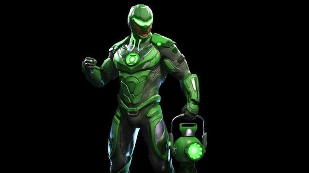 Steam Workshop :: Injustice 2 Green Lantern