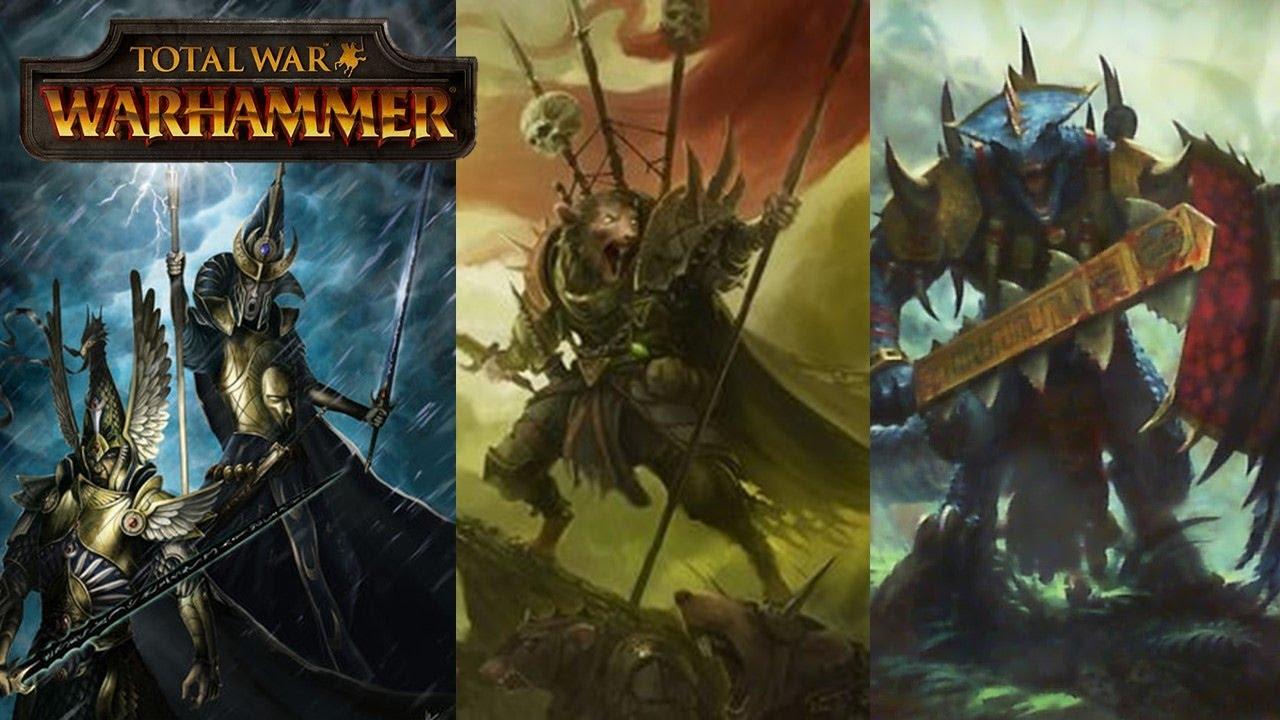 warhammer total war new race