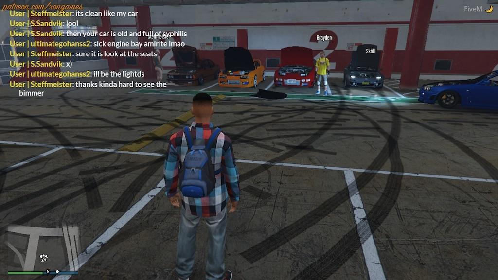 Сообщество Steam :: Скриншот :: Just a normal street meet at