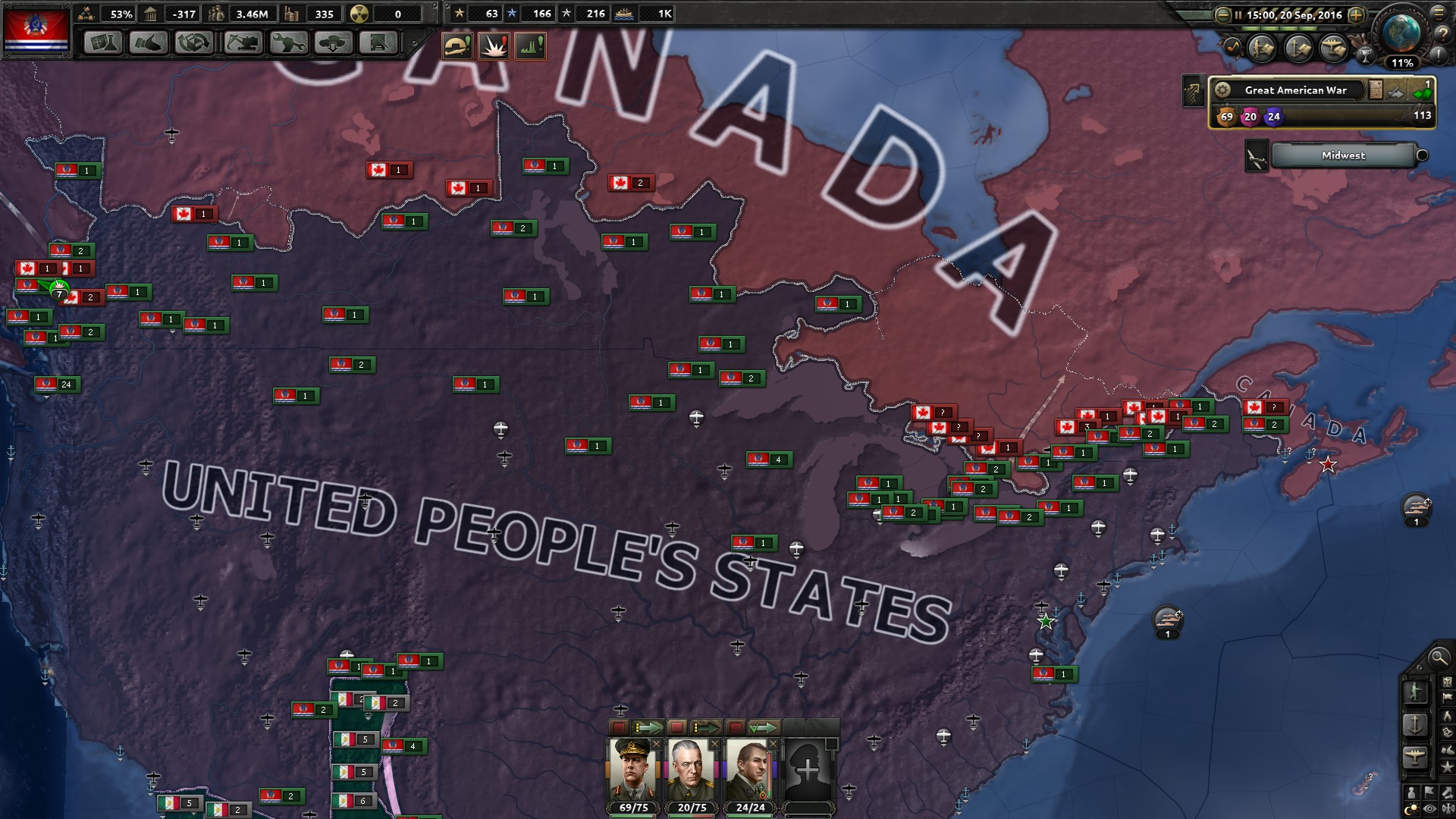 Comrade Gecko's Multiverse: Let's Play Hearts of Iron 4 Mods