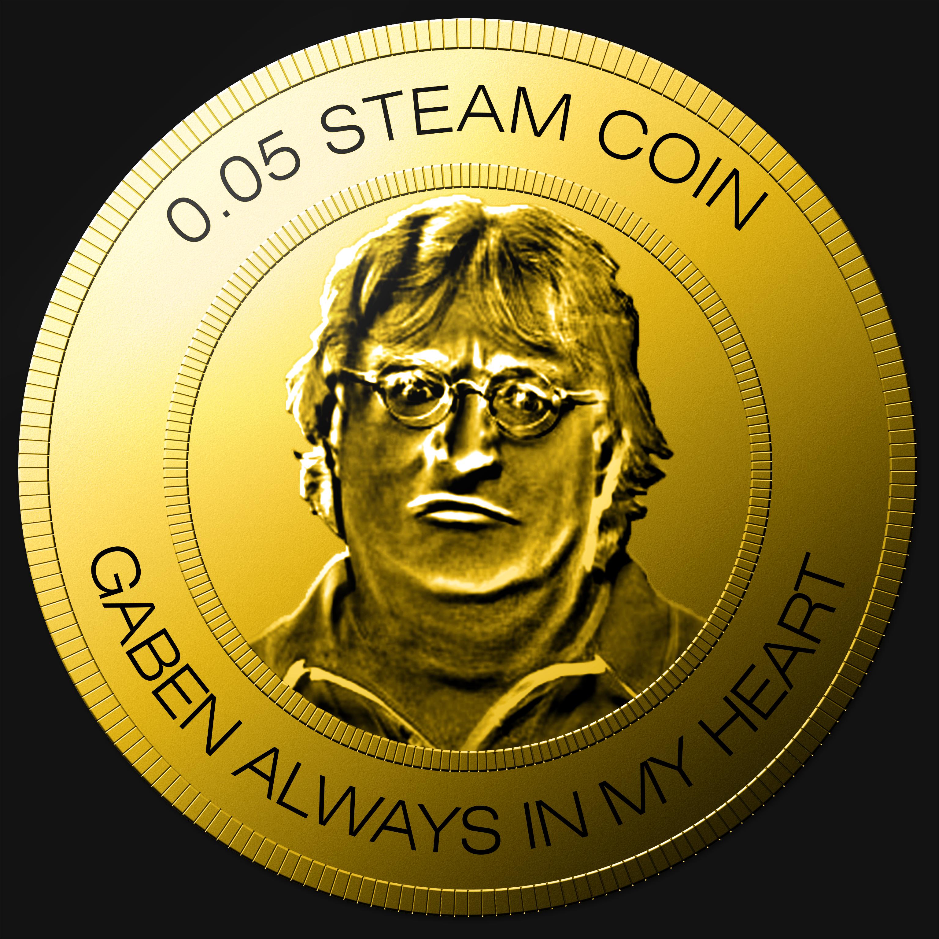 steam coin