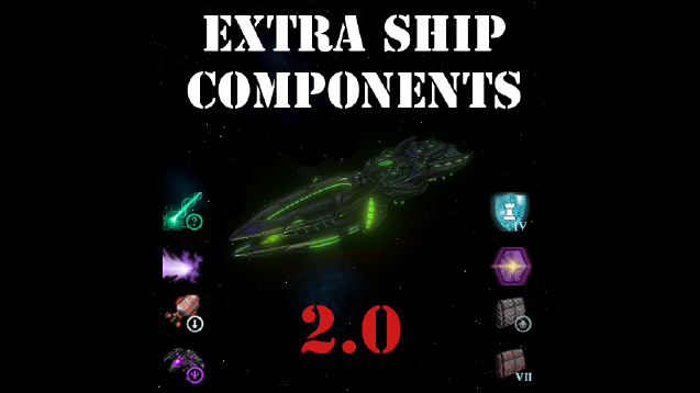 Extra Ship Components 2 0 - Skymods