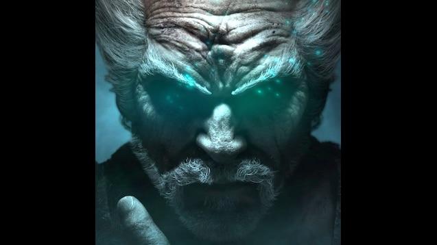 Steam Workshop Tekken 7 Heihachi Mishima Main Menu Wallpaper