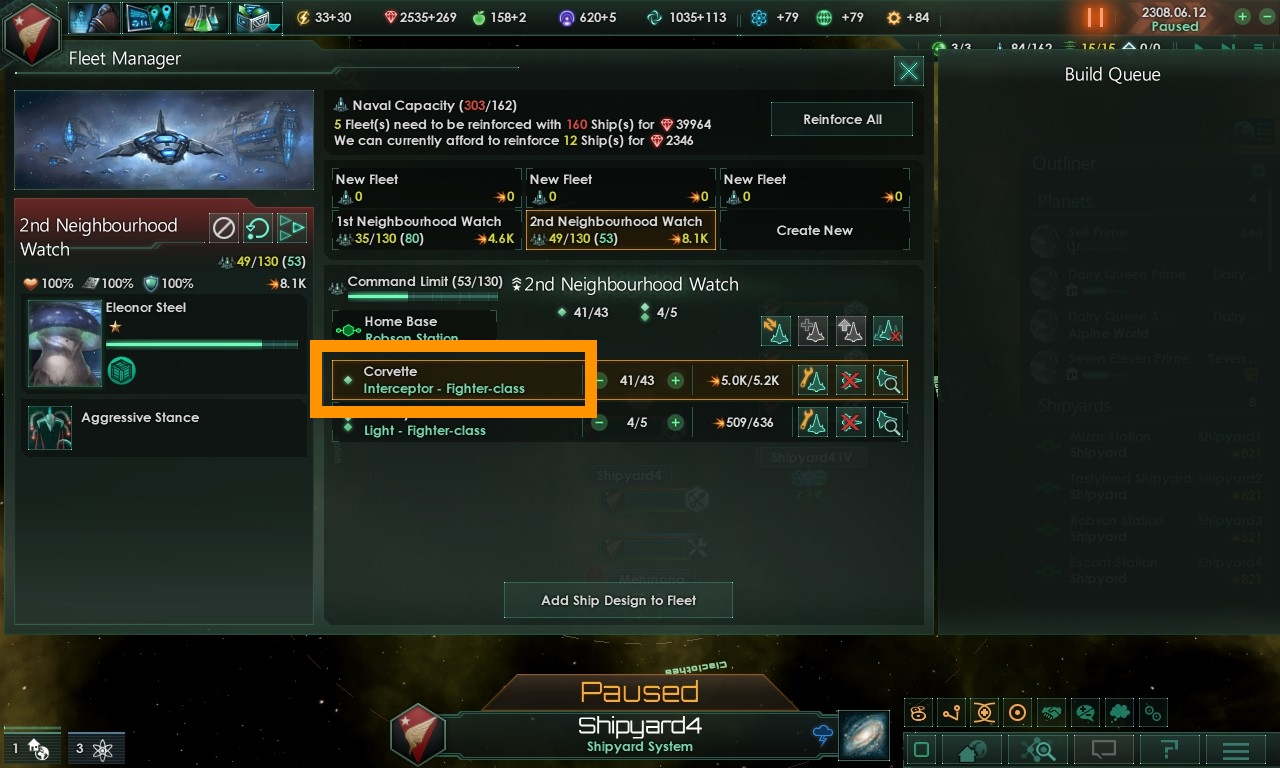 how to raise your naval capacity stellaris 2.0
