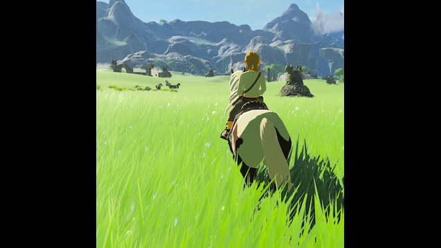 Steam Workshop Breath Of The Wild 4k Live Wallpaper