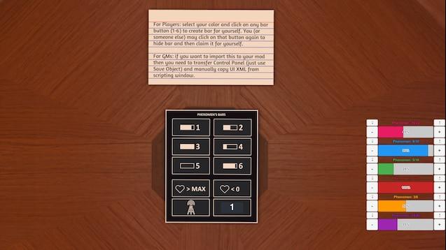Steam Workshop :: Custom UI: HP Bars
