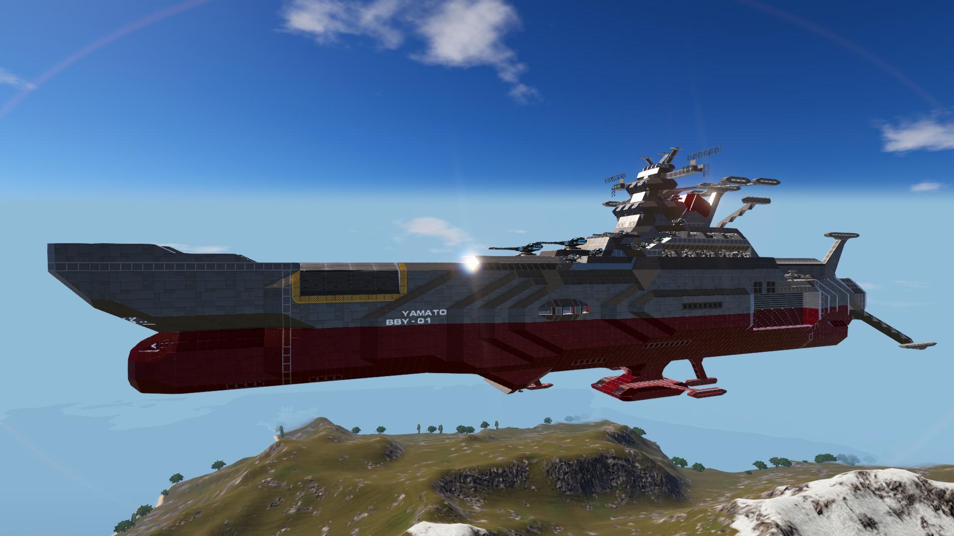 Steam Workshop Space Battleship Yamato