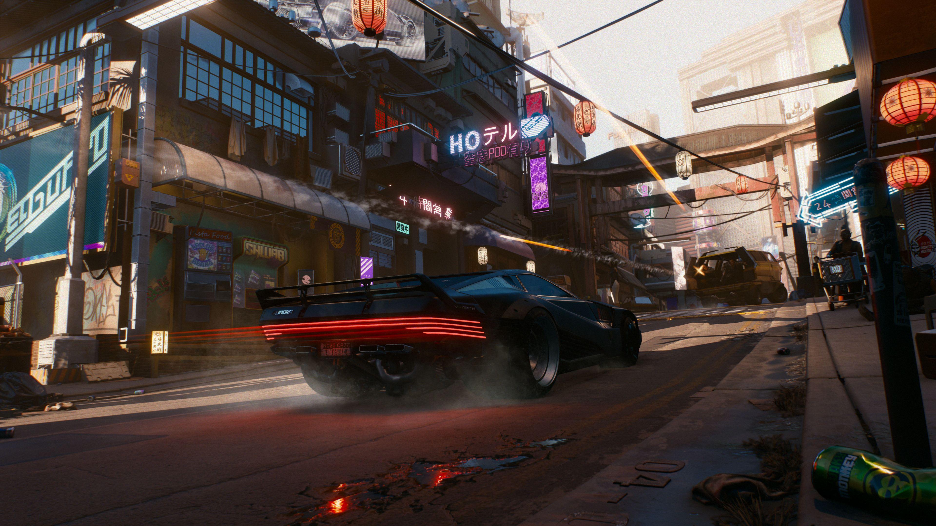 Steam Workshop Cyberpunk 2077 4k Wpprz Collection