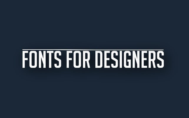 Steam Community :: Guide :: Fonts for Designers