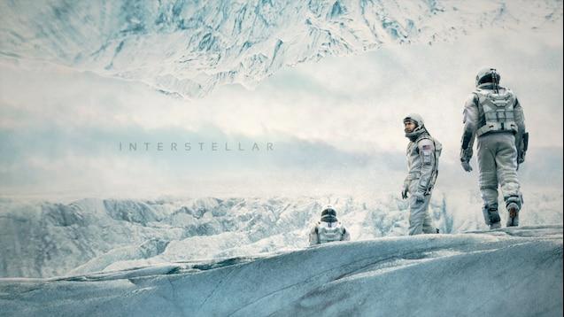 Interstellar Wallpaper [4K 60fps