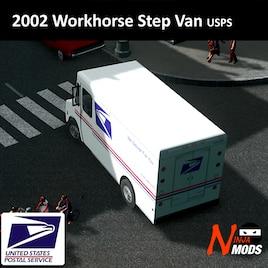 Steam Workshop :: 2002 Workhorse USPS Step Van