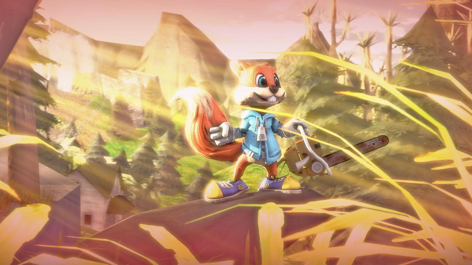 Steam Workshop Conker The Squirrel V2 Proyect Spark