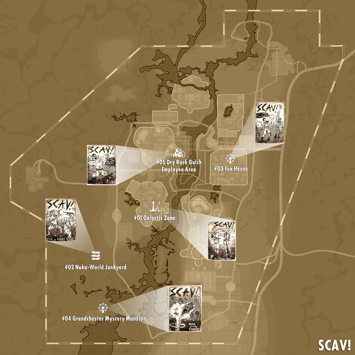 Fo4 Nuka World Map.Steam Community Guide Fallout 4 Nuka World Complete