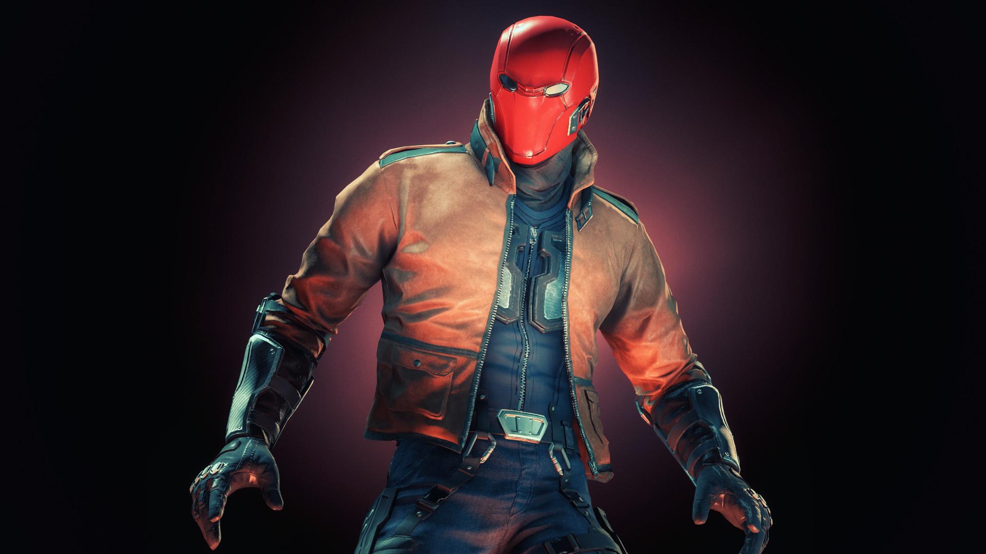 Steam Workshop :: Injustice 2 - Red Hood