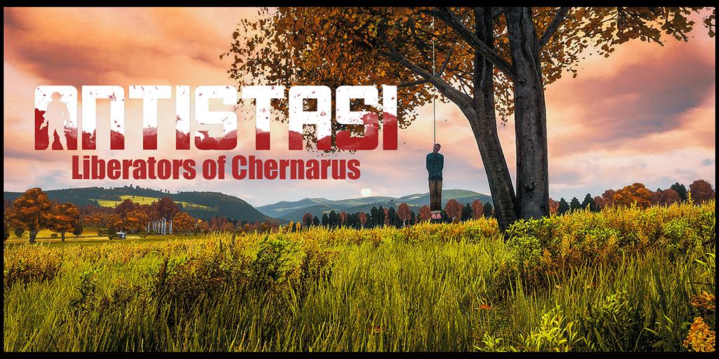 Antistasi - Liberators of Chernarus