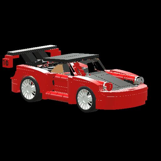 Porche 911 Turbo RaceSpec Handling update