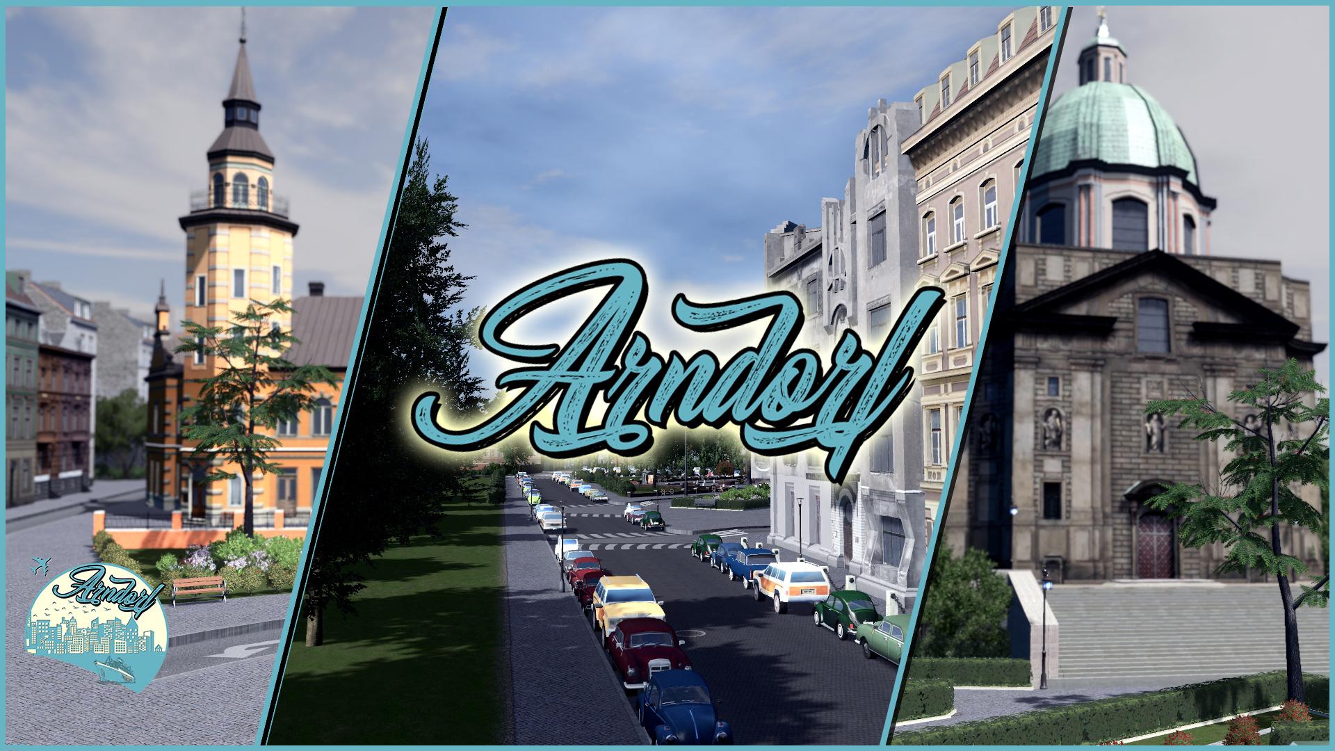 Steam Workshop :: Arndorf series Collection