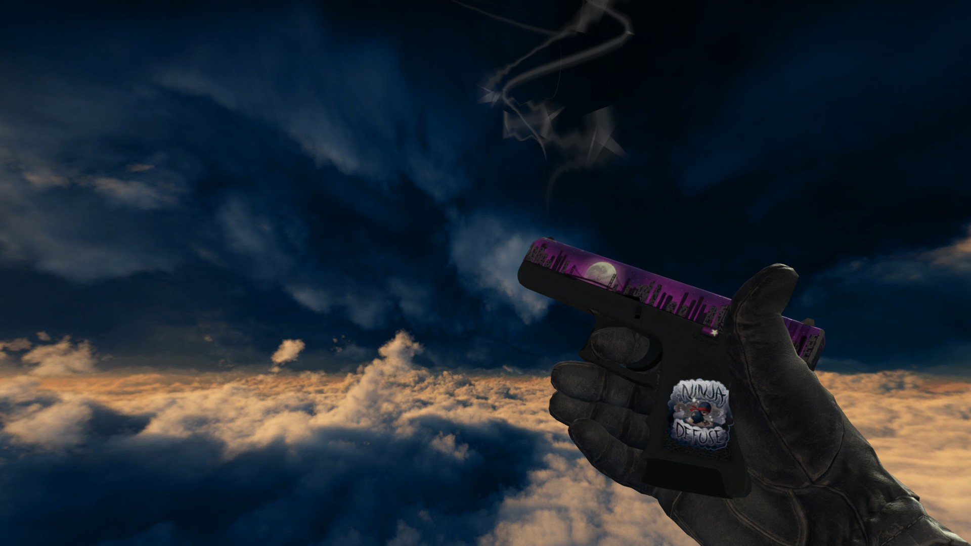 H Glock 18 Moonrise Field Tested With Star W 7 Keys