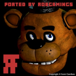 Steam Workshop :: Five Nights at Freddy's - Models by RynFox