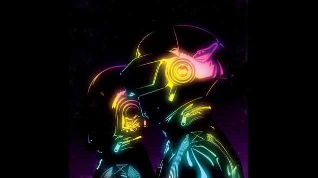 Steam Workshop :: Daft Punk