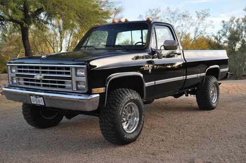 Steam  U793e U533a       1986 Chevy Silverado
