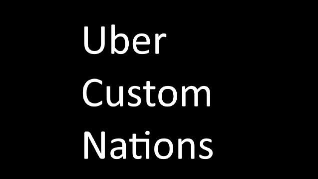 Uber Custom Nations - Skymods