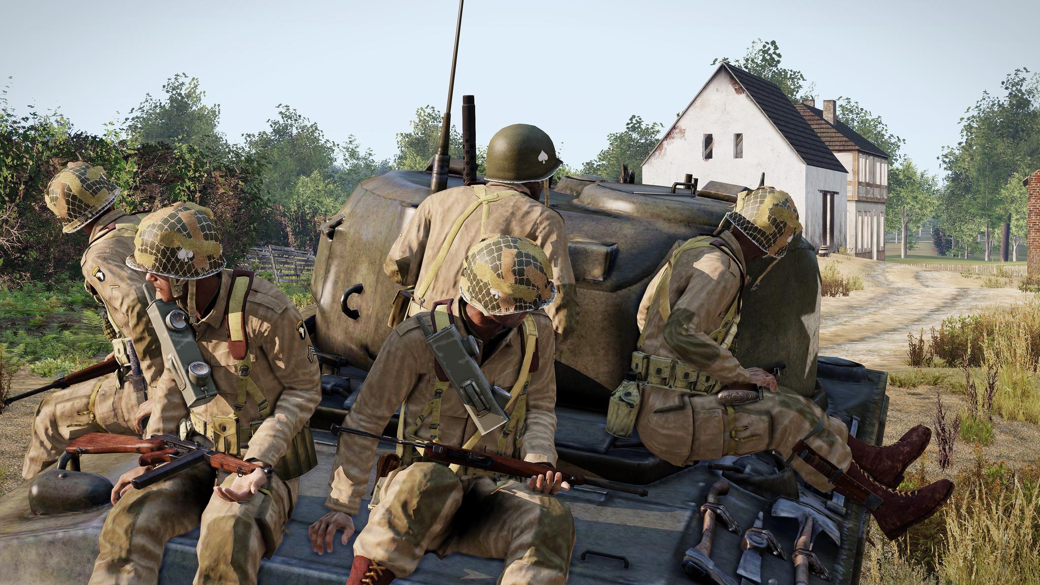 Steam Workshop :: Noctua-Gaming | WW2 Arma 3 - Team