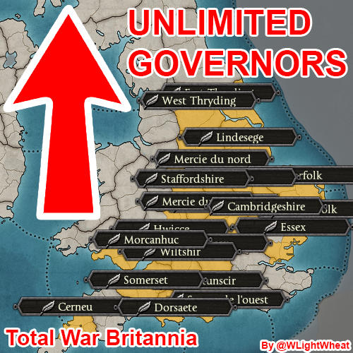 Unlimited governors
