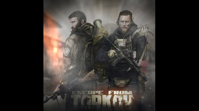 Steam Workshop Escape From Tarkov Animated Wallpaper With Sound