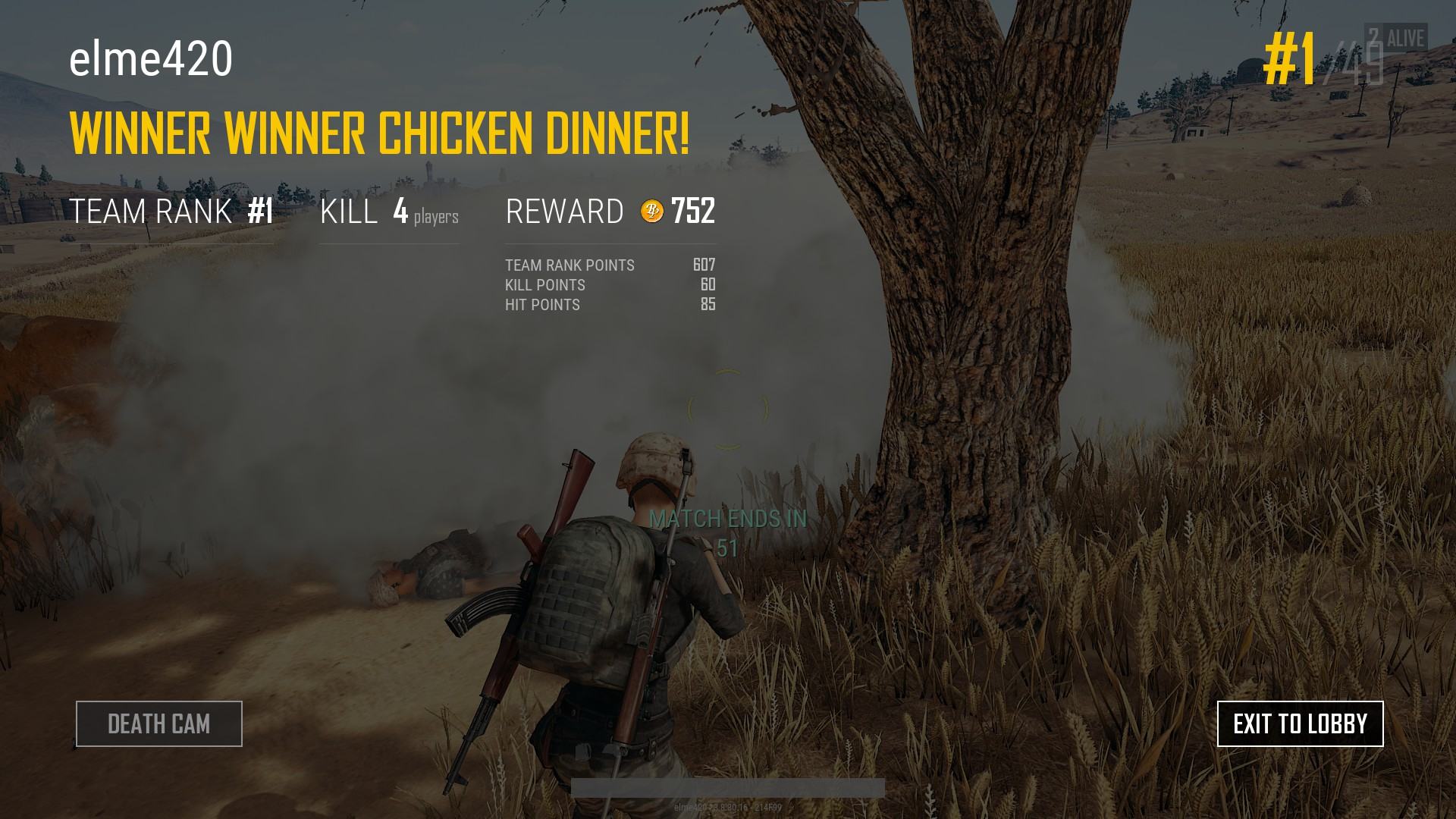 Chicken Dinner Pubg Wallpaper Wallpaper T Games