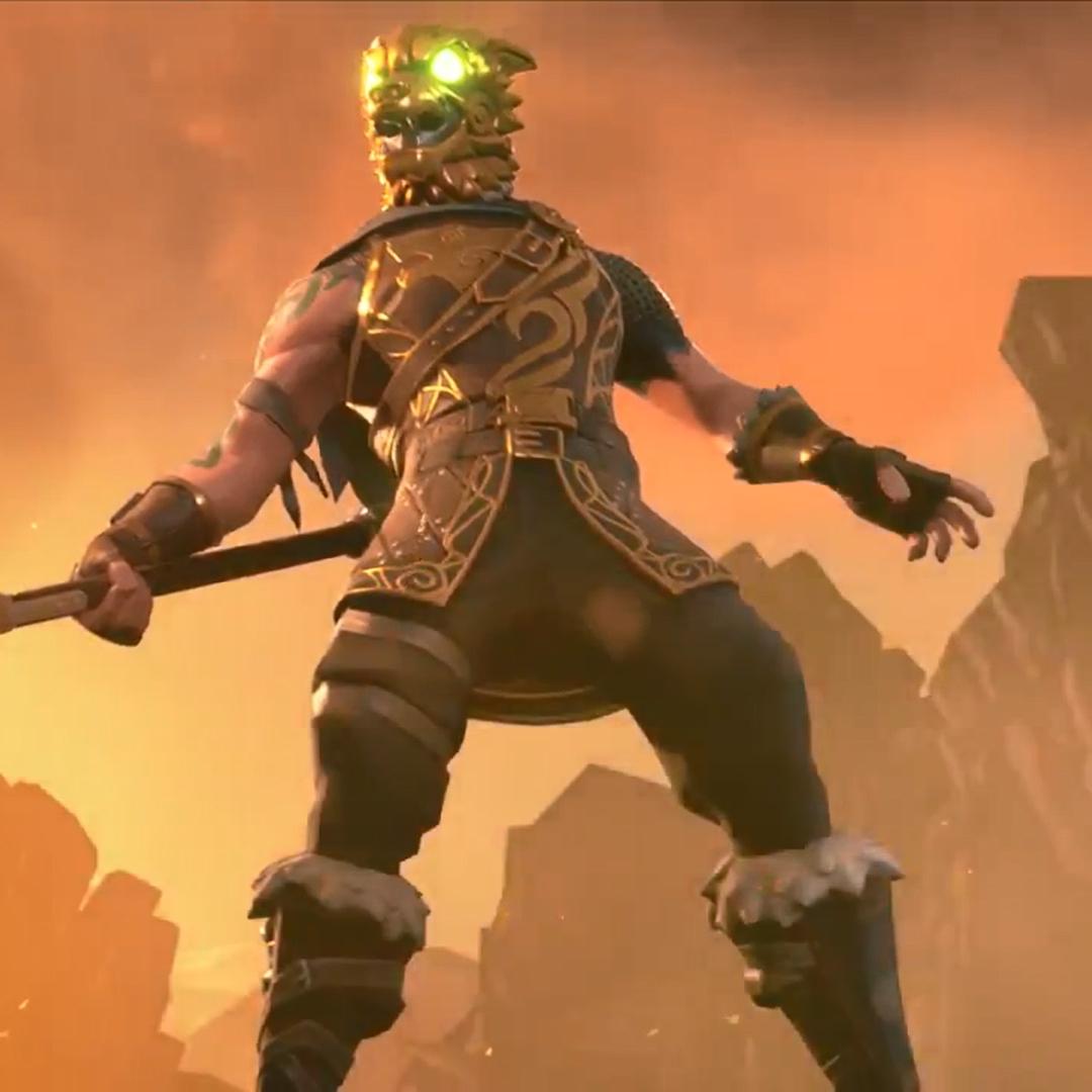 Elegant Fortnite Battle Hound Prepare For Battle