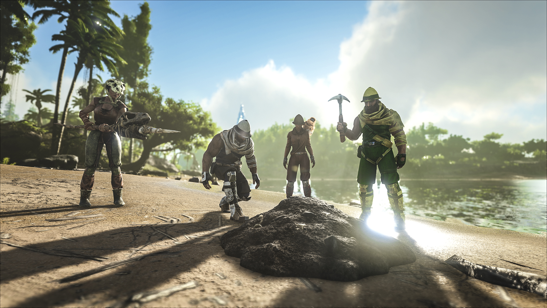 ARK: Survival Evolved :: Announcing: ARKaeology Event!