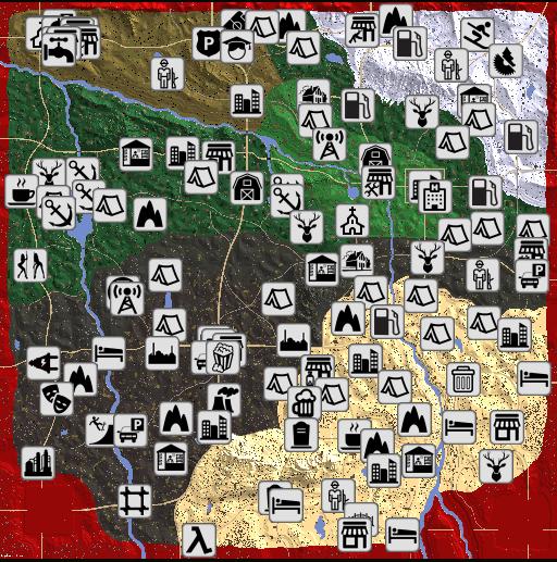 Map 7 Days To Die.Steam Community Guide Karta V 7 Days To Die Novaya Map 7