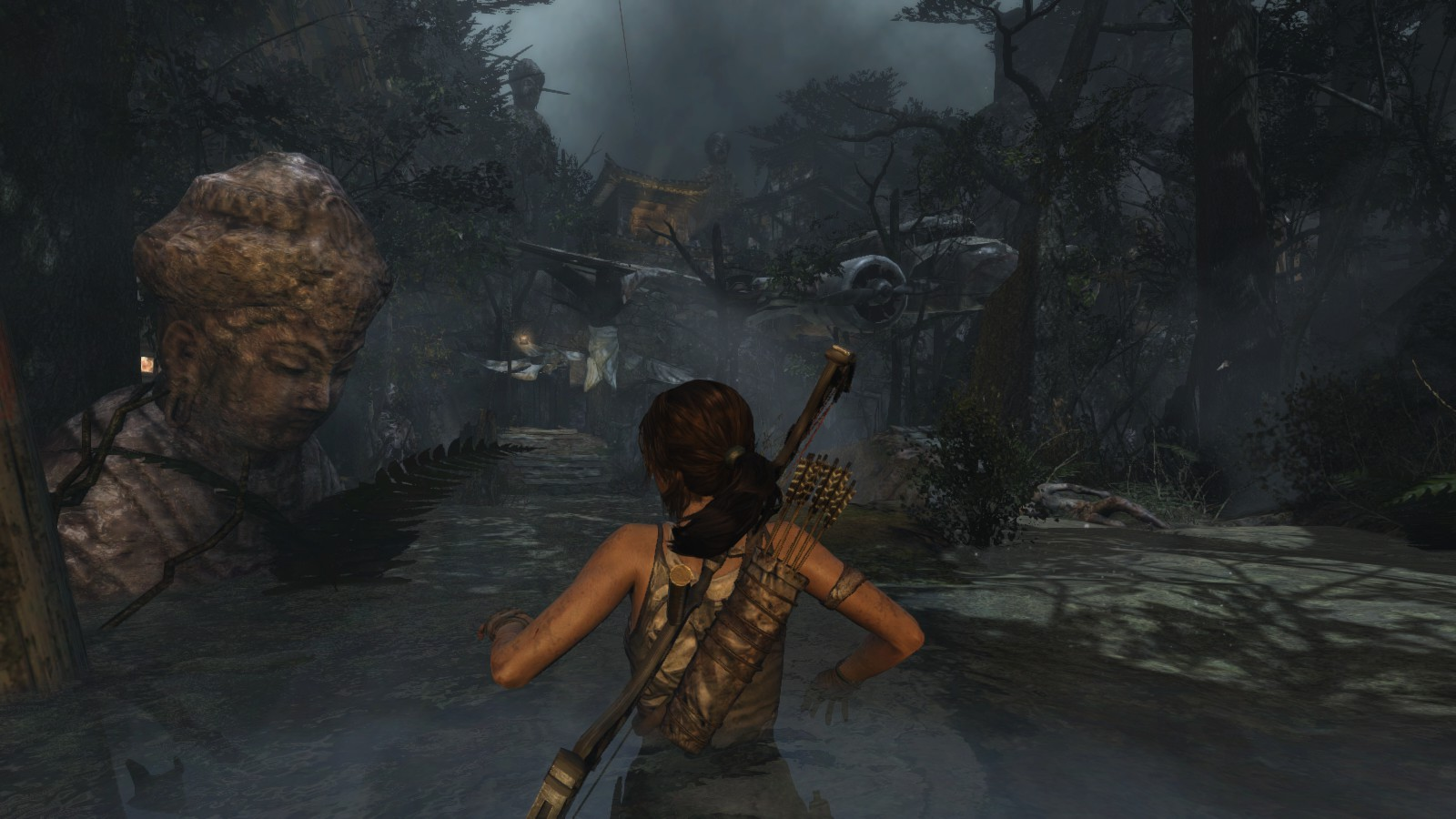 Tomb Raider: Complete All Optional Tombs image 218