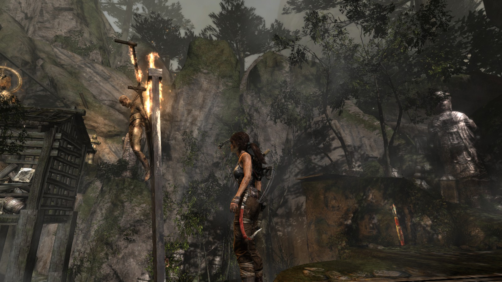 Tomb Raider: Complete All Optional Tombs image 221