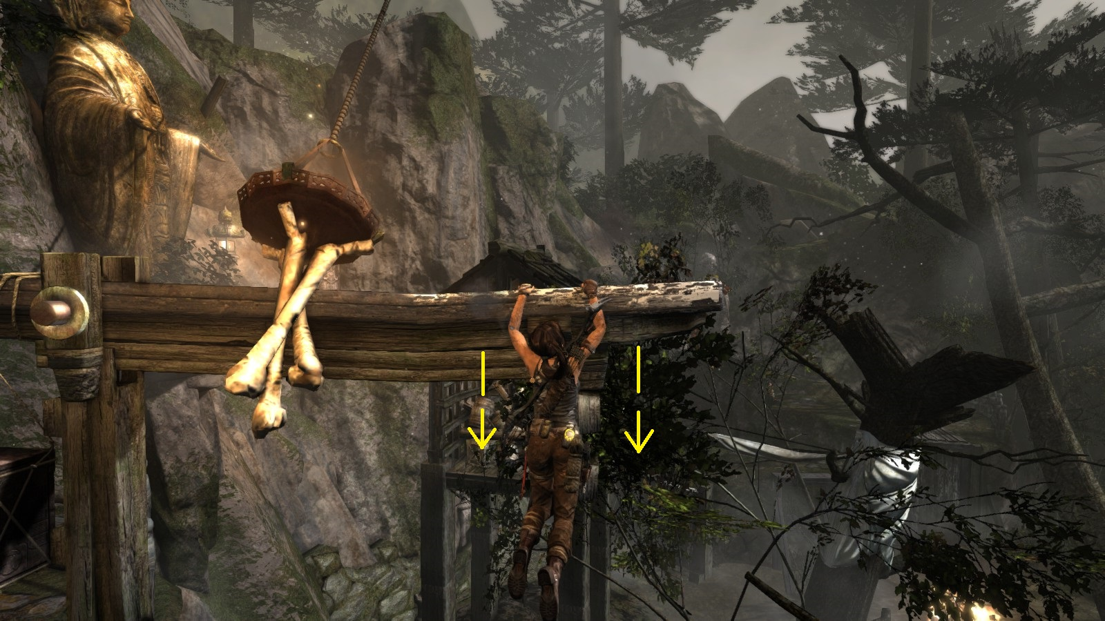 Tomb Raider: Complete All Optional Tombs image 228