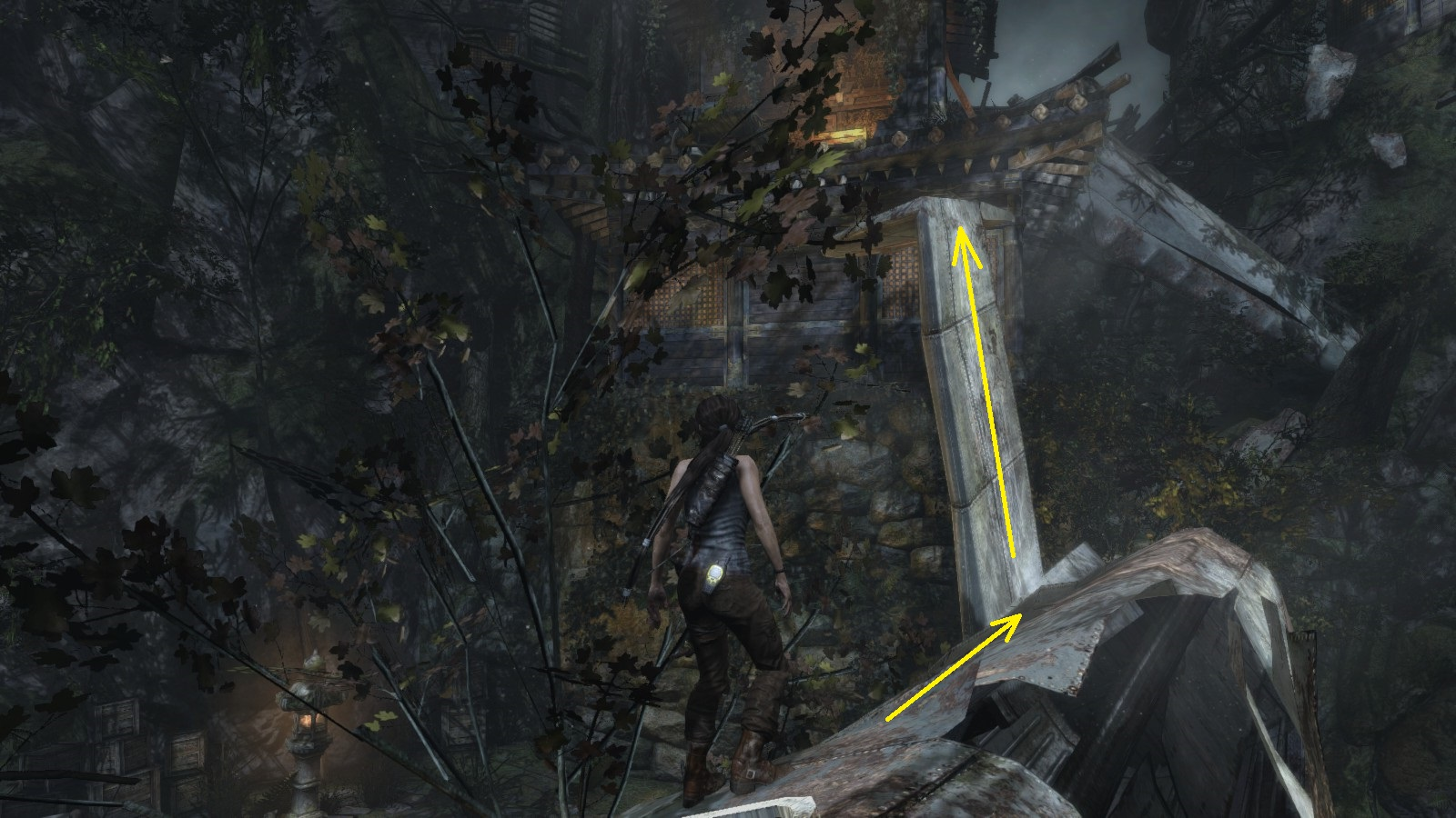 Tomb Raider: Complete All Optional Tombs image 236
