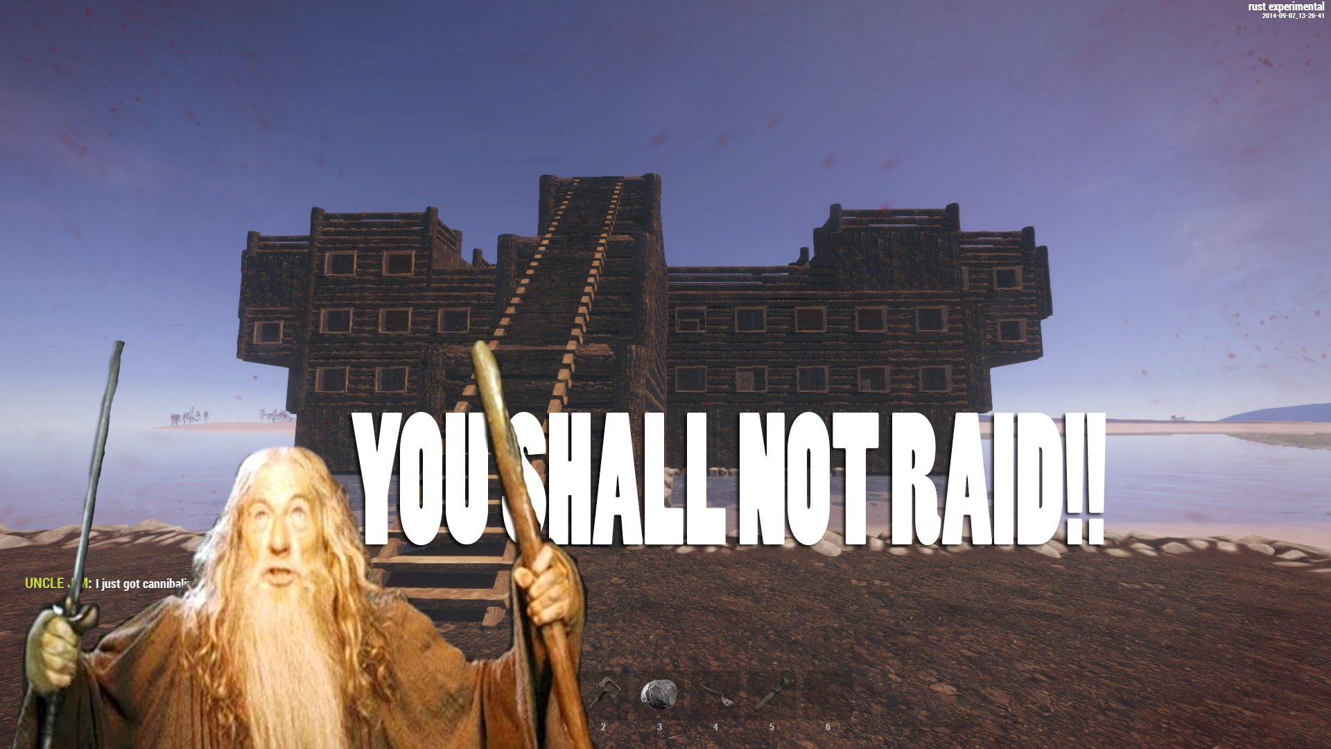 Steam Community Guide Are You Starting On Rust Come Here And