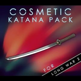 85ab322faf9 Steam Workshop :: [LW2] Cosmetic Katana Pack